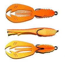 """Рыбка поролоновая """"Профмонтаж"""" 205 Рачок Crawfish 4` PR205"""