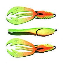 """Рыбка поролоновая """"Профмонтаж"""" 206 Рачок Crawfish 4` PR206"""