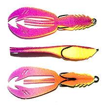 """Рыбка поролоновая """"Профмонтаж"""" 207 Рачок Crawfish 4` PR207"""