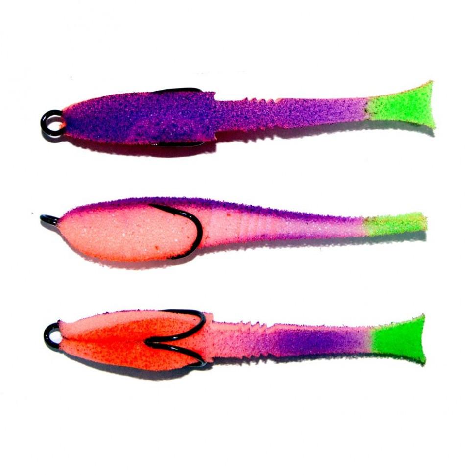 """Рыбка поролоновая """"Профмонтаж"""" 312 Dancing Fish 3.5` PR312"""