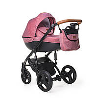 Детская коляска универсальная 3 в 1 Verdi Mirage Limited 905 red (Верди Мираж, Польша)