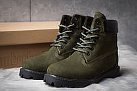 Зимние женские ботинки 30662, Timberland 6 Premium Boot, хаки, < 36 > р. 36-23,0см.