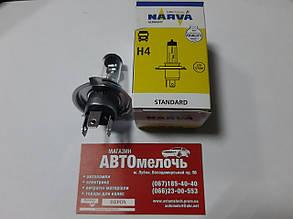 Лампа галогенна Narva H4 24V 75/70W