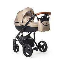 Детская коляска универсальная 3 в 1 Verdi Mirage Limited 718 beige (Верди Мираж, Польша)