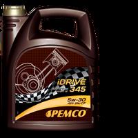 Синтетическое дизельное моторное масло Pemco SAE 5W-30  API SM/CF  5л