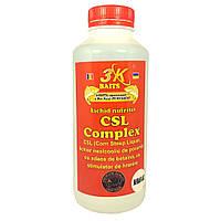 Кукурудзяний лікер 3K Baits CSL COMPLEX (ананас) 500мл