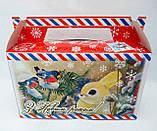 Упаковка для конфет Новый год 200-300 грамм, фото 3