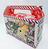 Упаковка для конфет Новый год 200-300 грамм, фото 4