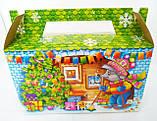 Упаковка для конфет Новый год 200-300 грамм, фото 2