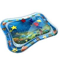 Детский водный коврик-аквариум