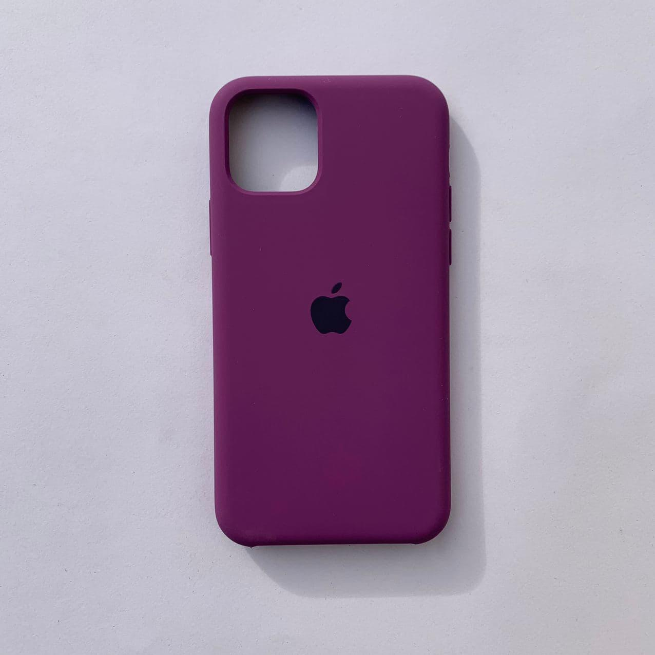 Чехол Silicone Case для Apple iPhone 11 Pro Purple