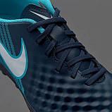 Обувь для футбола (сорокoножки) Nike MagistaX Ola II TF, фото 5