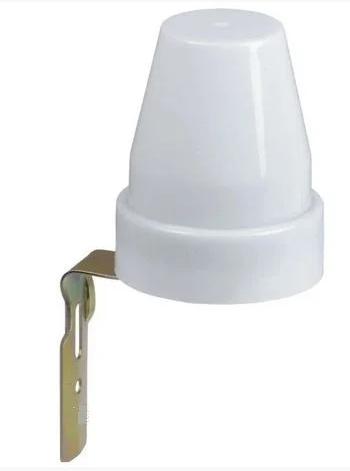 Сумеречное фотореле c регулировкой чувствительности 10А ZL 8006 WH, фото 2