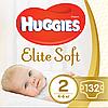 Подгузники детские Huggies Elite Soft Newborn 2 (4-6 кг), 132 шт