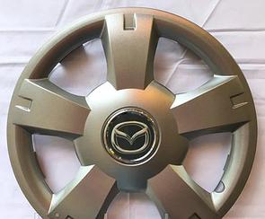 Колпаки Mazda R14 (Комплект 4шт) SJS 201