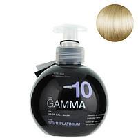 Маска для поддержания цвета волос Erayba Gamma Color Ball Mask G10/11 Платиновый 250 мл