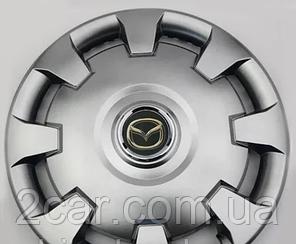 Колпаки Mazda R15 (Комплект 4шт) SJS 303