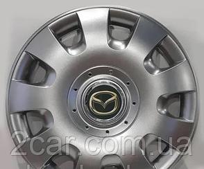 Колпаки Mazda R15 (Комплект 4шт) SJS 304