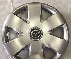 Колпаки Mazda R15 (Комплект 4шт) SJS 308