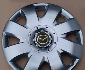 Колпаки Mazda R15 (Комплект 4шт) SJS 311