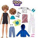 Кукла Создаваемый мир Светлые кудри Creatable World Character Kit Customizable Doll Blonde Curly Hair, фото 5