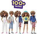 Кукла Создаваемый мир Светлые кудри Creatable World Character Kit Customizable Doll Blonde Curly Hair, фото 2