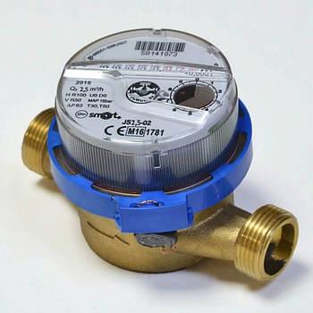 Счетчик холодной воды SDC smart+ 15/110 2.5 (t=90)