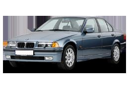 Підкрилки для BMW (БМВ) 3 E36 1990-2000