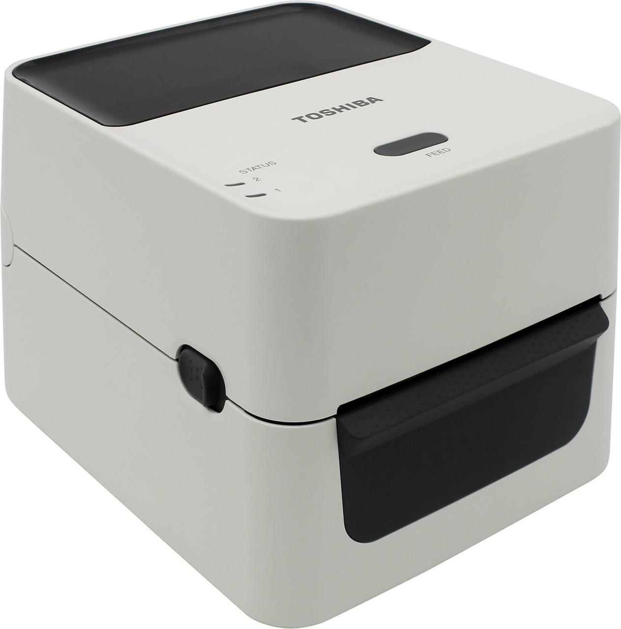 Принтер етикеток Toshiba B-FV4D-TS14-QM-R