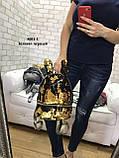 Рюкзачок из паеток-перевертышей/помпон в подарок/арт.5001, фото 10