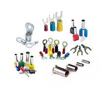 Кабельные наконечники и коннекторы с изоляцией и без изоляции