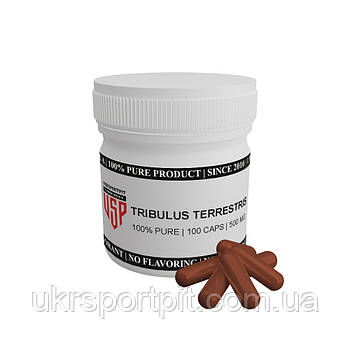 Трибулус в капсулах 90% сапонинов (Tribulus Terrestris caps.) 100капсул*500мг
