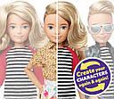 Кукла Создаваемый мир Светлые волнистые волосы Creatable World Character Kit CustomizableDoll Blonde Wavy Hair, фото 3