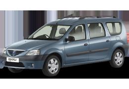 Підкрилки для Dacia (Дачия) Logan MCV 1 2006-2012