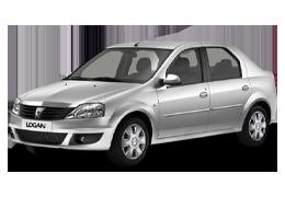 Підкрилки для Dacia (Дачия) Logan Sedan 1 2004-2012