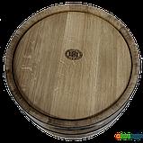 Бочка дубовая 100 литров для напитков (оцинкованный обруч), Дубовые бочки, Для напитков, Украина, 100, фото 2