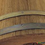 Бочка дубовая 80 литров (оцинкованный обруч), Дубовые бочки, Для напитков, Украина, 80, фото 6