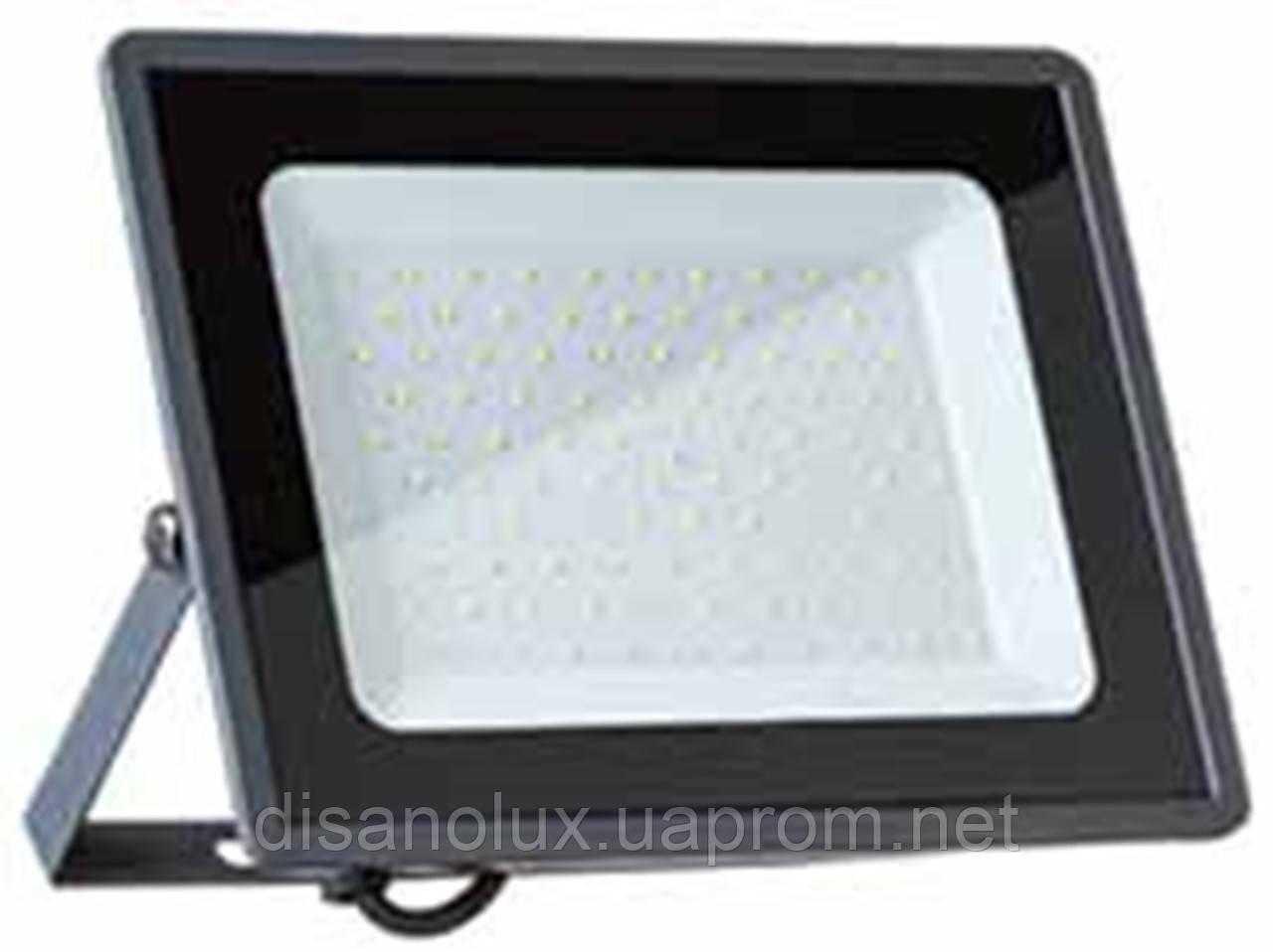 Светодиодные прожекторы - матричные SMD AVT4-IC  100W  220V (матрица с IC драйвером)