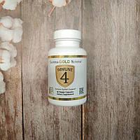 California Gold Nutrition Immune 4 , 60 veg caps , укрепление иммунитета, фото 1