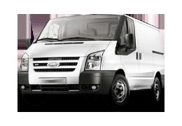 Підкрилки для Ford (Форд) Transit 5 2006-2013
