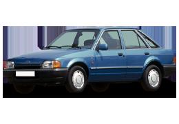 Підкрилки для Ford (Форд) Escort 1986-1999