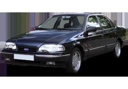 Підкрилки для Ford (Форд) Scorpio 1/2 1989-1998