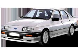 Підкрилки для Ford (Форд) Sierra 1/2 1982-1993