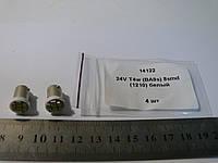 Светодиодная (LED) лампочка с цоколем T4W-BA9s.