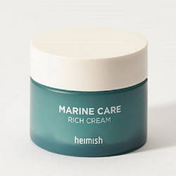 Живильний Крем для Обличчя Heimish Marine Care Rich Cream 60ml