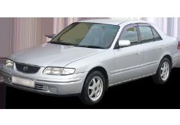 Підкрилки для Mazda (Мазда) 626 (Capella) GF 1997-02