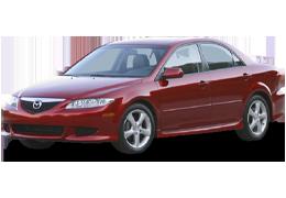 Підкрилки для Mazda (Мазда) 6 I (GG) 2002-2007