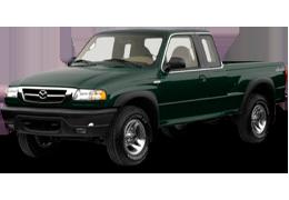 Підкрилки для Mazda (Мазда) B-Series 5 (b2500) `98-06