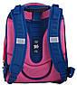 Рюкзак школьный каркасный 1 Вересня H-12-1 Butterfly, 38*29*15, фото 6
