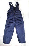 Детские брюки на синтепоне